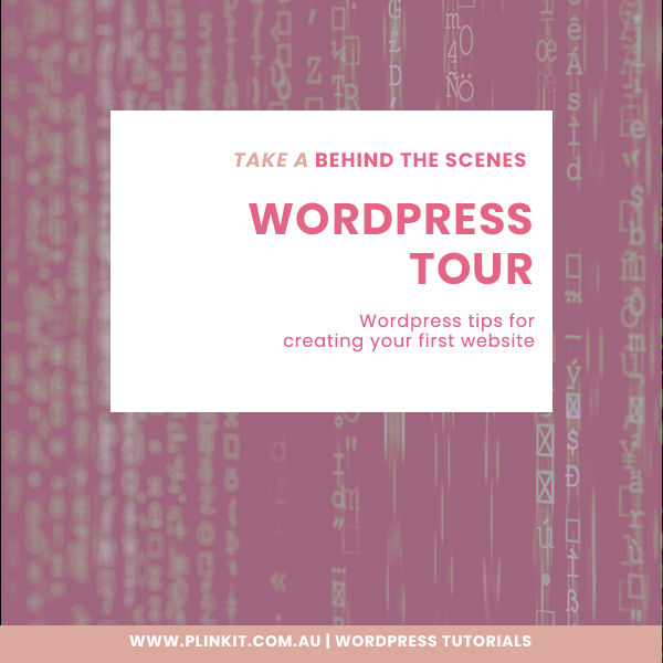 Wordpress Tour