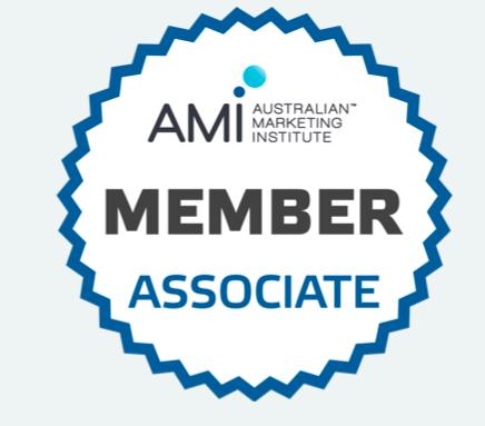 AMI Australian Marketing Institute of Marketing Associate Member